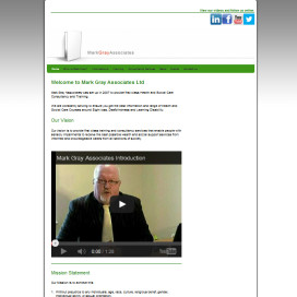 Mark Gray Associates website